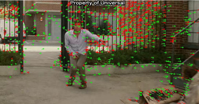 Figure 3 for A robust and efficient video representation for action recognition