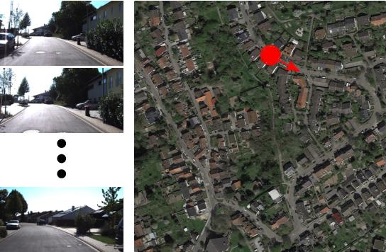Figure 1 for Satellite Image-based Localization via Learned Embeddings