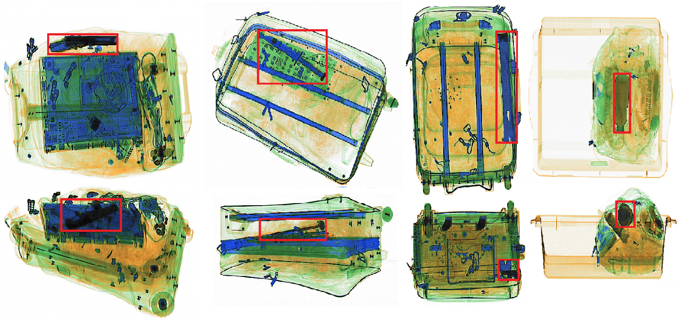 Figure 1 for Toward Automatic Threat Recognition for Airport X-ray Baggage Screening with Deep Convolutional Object Detection