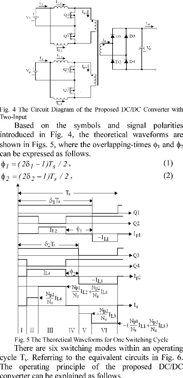 Fein Dc Dc Wandler Symbol Ideen - Schaltplan Serie Circuit ...