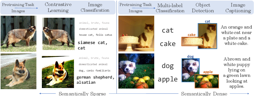 Figure 1 for VirTex: Learning Visual Representations from Textual Annotations