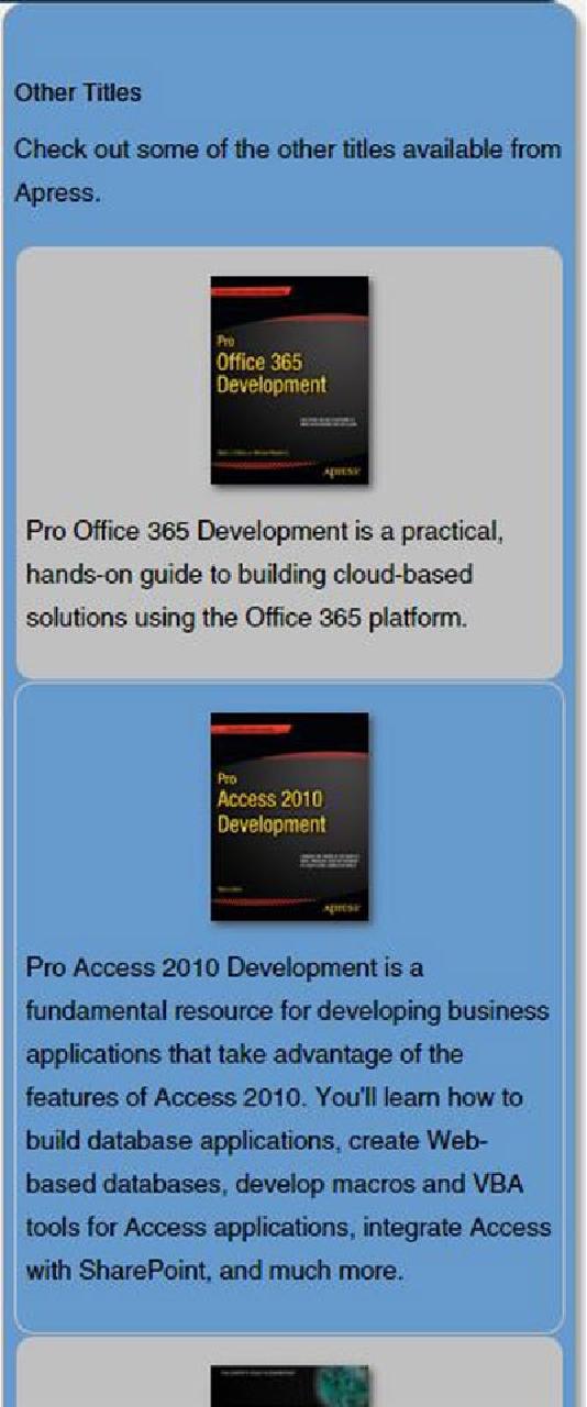 Pro HTML5 with Visual Studio 2015 - Semantic Scholar