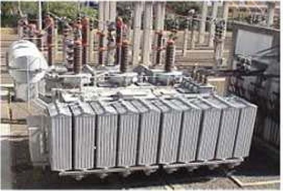 Figure 1 from Substation power transformer risk management