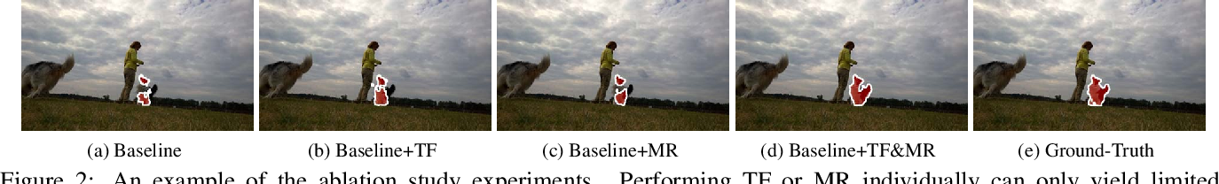 Figure 3 for CNN in MRF: Video Object Segmentation via Inference in A CNN-Based Higher-Order Spatio-Temporal MRF