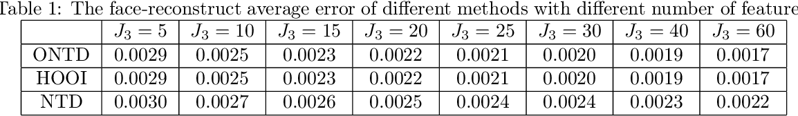 Figure 1 for Orthogonal Nonnegative Tucker Decomposition