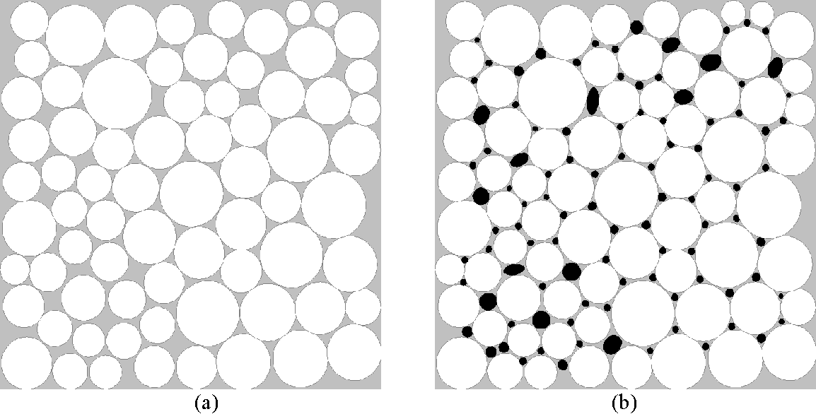 Figure 5 from Liquid Phase Sintering - I  Computer Study of