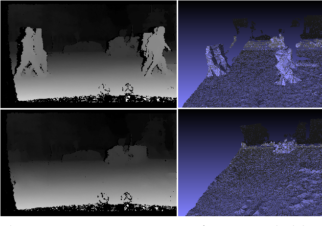 Figure 1 for Environment reconstruction on depth images using Generative Adversarial Networks