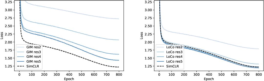 Figure 3 for LoCo: Local Contrastive Representation Learning