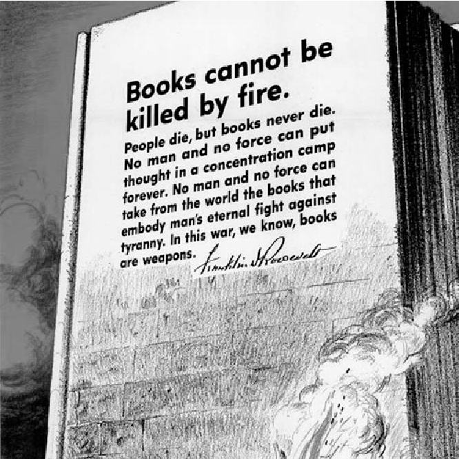 PDF] Books Cannot Be Killed by Fire: The German Freedom Library and