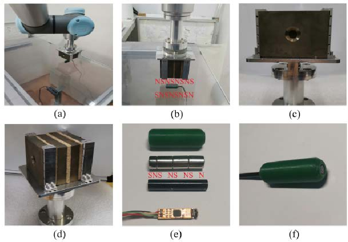 Figure 3 for Learning Friction Model for Tethered Capsule Robot