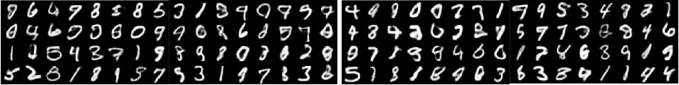 Figure 3 for Quasi-symplectic Langevin Variational Autoencoder
