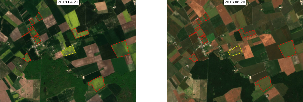 Figure 3 for Unsupervised crop anomaly detection at the parcel-level using optical and SAR images: application to wheat and rapeseed crops