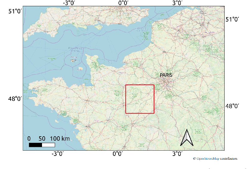 Figure 1 for Unsupervised crop anomaly detection at the parcel-level using optical and SAR images: application to wheat and rapeseed crops