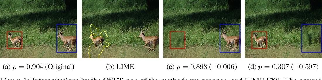 Figure 1 for Interpreting Black Box Models with Statistical Guarantees