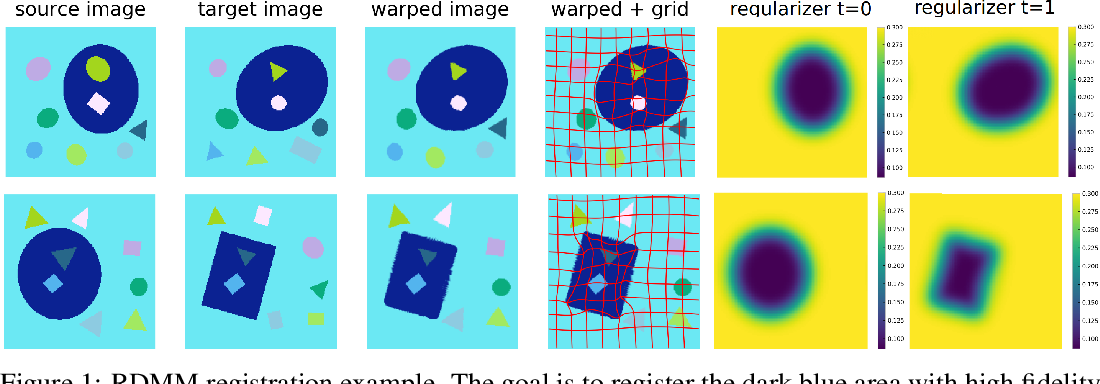 Figure 1 for Region-specific Diffeomorphic Metric Mapping