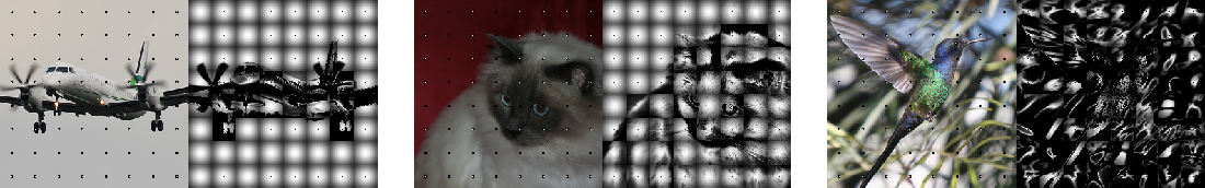 Figure 3 for Gated CRF Loss for Weakly Supervised Semantic Image Segmentation
