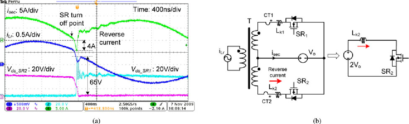 Figure 12 from A Current-Driving Synchronous Rectifier for an LLC