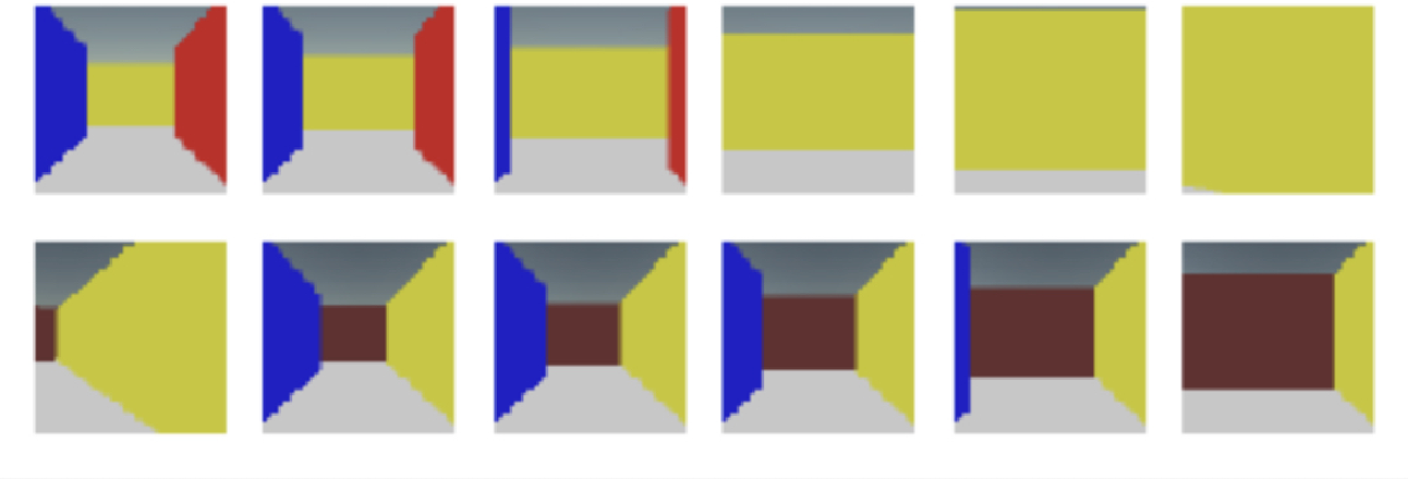 Figure 2 for Organization of a Latent Space structure in VAE/GAN trained by navigation data