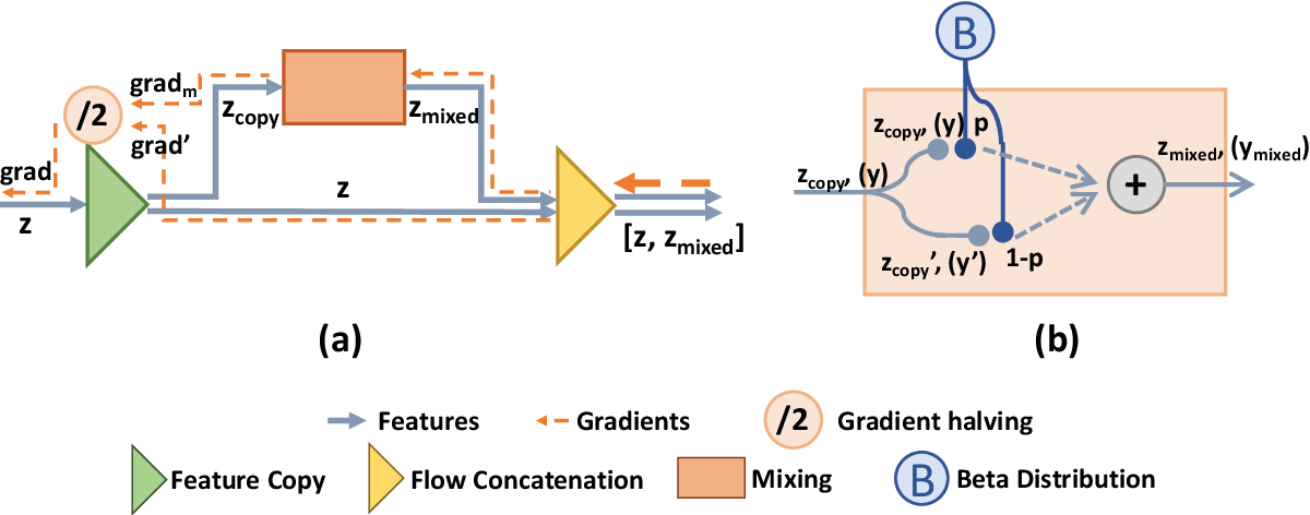 Figure 1 for Flow-Mixup: Classifying Multi-labeled Medical Images with Corrupted Labels
