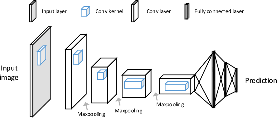 Figure 3 for Recent Advances in the Applications of Convolutional Neural Networks to Medical Image Contour Detection