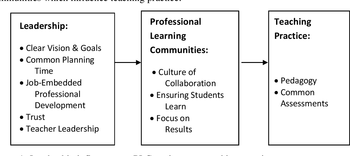 PDF] Understanding how professional learning communities
