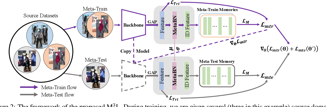 Figure 3 for Learning to Generalize Unseen Domains via Memory-based Multi-Source Meta-Learning for Person Re-Identification