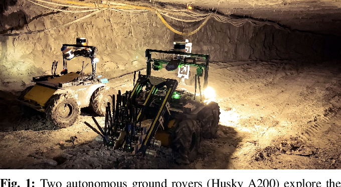 Figure 1 for LAMP: Large-Scale Autonomous Mapping and Positioning for Exploration of Perceptually-Degraded Subterranean Environments