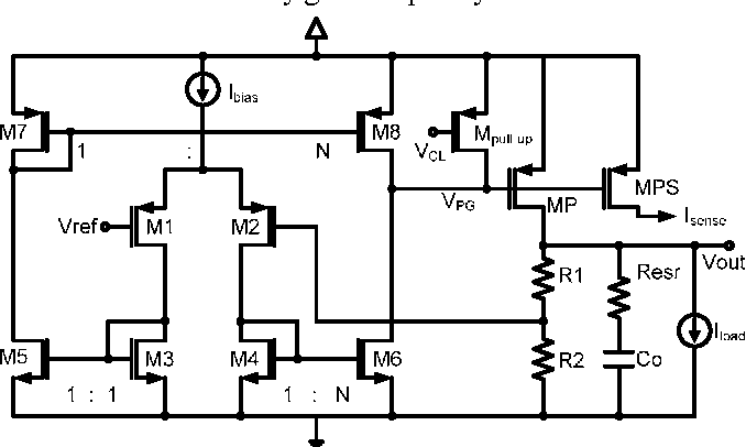 PDF] A CMOS Fast Settling Time Low-Noise Low-Dropout Regulator with