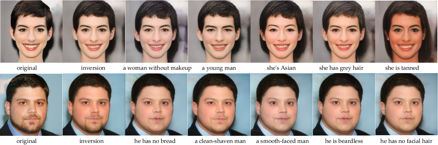 Figure 3 for Towards Open-World Text-Guided Face Image Generation and Manipulation