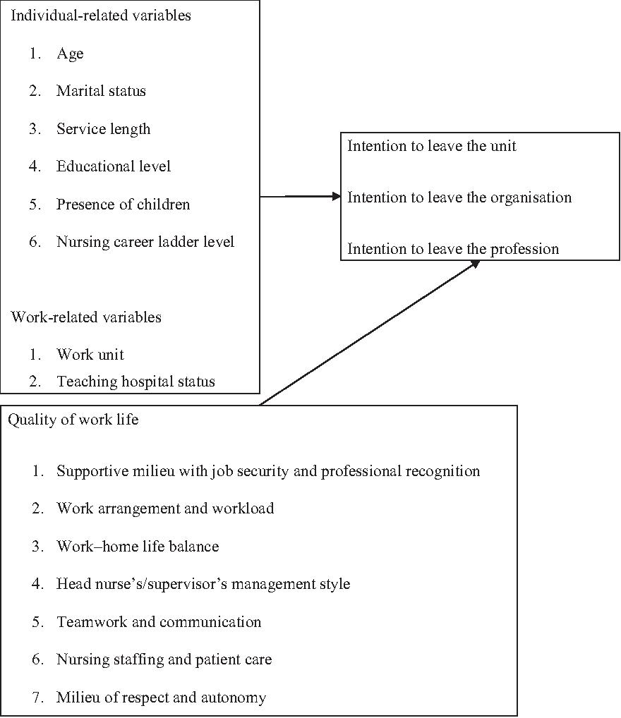 professional presence in nursing