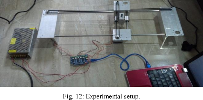 Using GRBL-Arduino-based controller to run a two-axis computerized