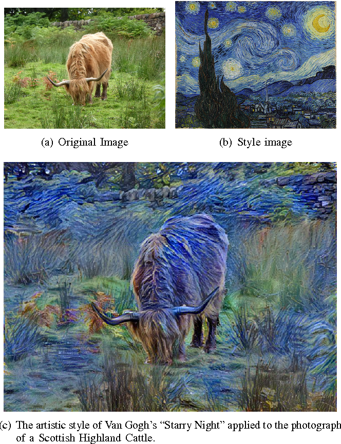 Figure 4 for Creativity in Machine Learning