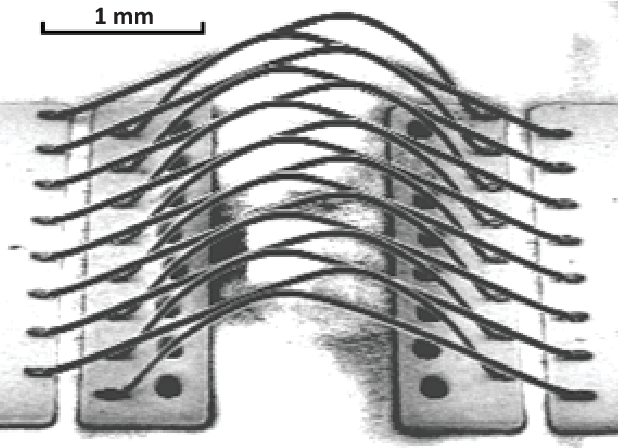 Figure 1 from A transformer for high-power RF applications using