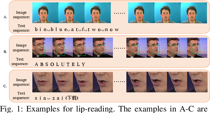 Figure 1 for Pseudo-Convolutional Policy Gradient for Sequence-to-Sequence Lip-Reading