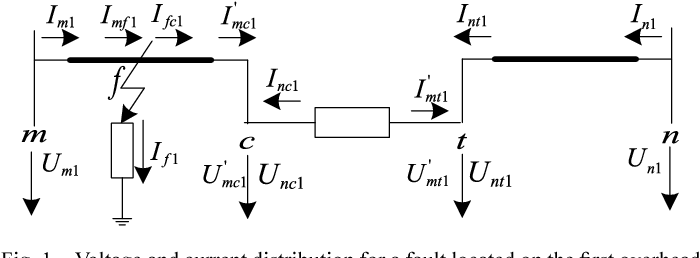 A New Fault-Location Algorithm for Extra-High-Voltage Mixed Lines
