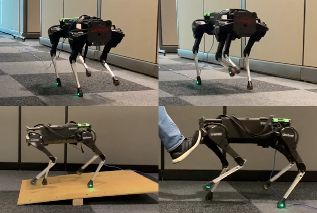 Figure 3 for Dynamics Randomization Revisited:A Case Study for Quadrupedal Locomotion