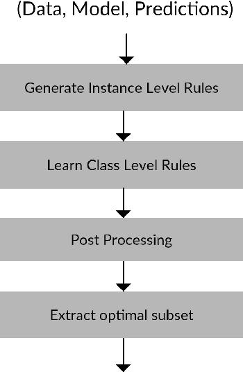 Figure 2 for MAGIX: Model Agnostic Globally Interpretable Explanations