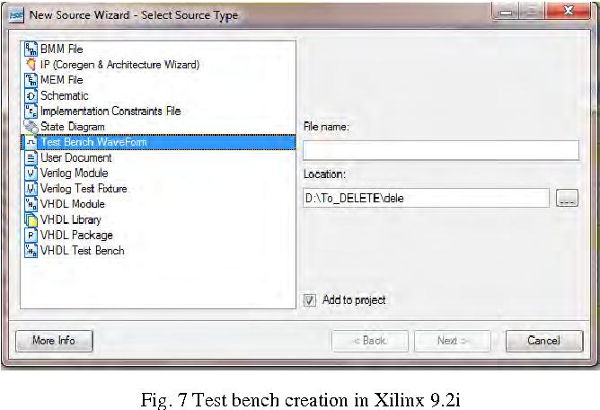 PDF] Xilinx and Modelsim Habitat for Design of ECC Co