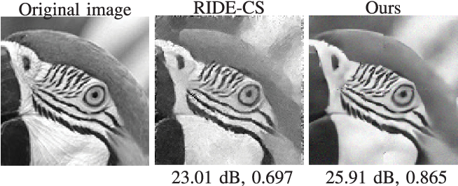 Figure 2 for Solving Inverse Computational Imaging Problems using Deep Pixel-level Prior