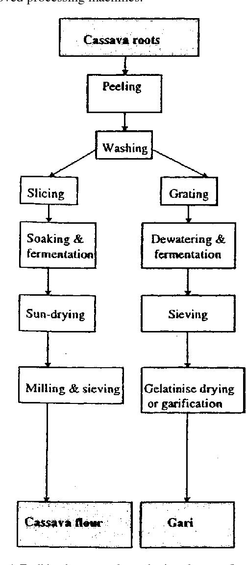 PDF] An Assessment of Cassava Processing Plants in Irepodun Local