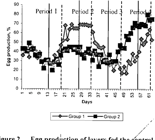 PDF] Effect of fishmeal supplementation on egg production of