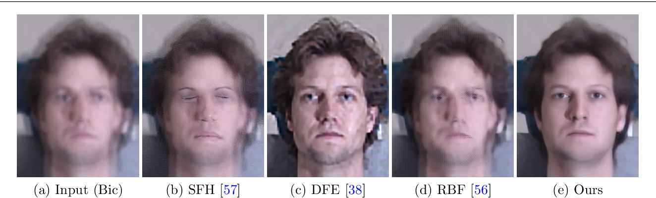 Figure 1 for Joint Face Hallucination and Deblurring via Structure Generation and Detail Enhancement