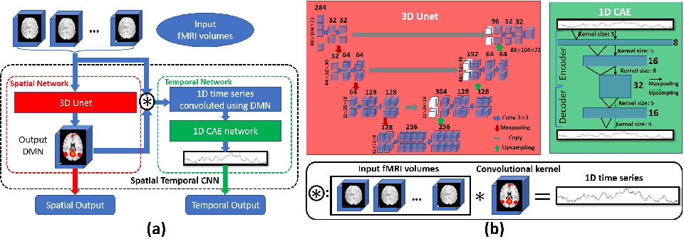 Figure 1 for Modeling 4D fMRI Data via Spatio-Temporal Convolutional Neural Networks (ST-CNN)