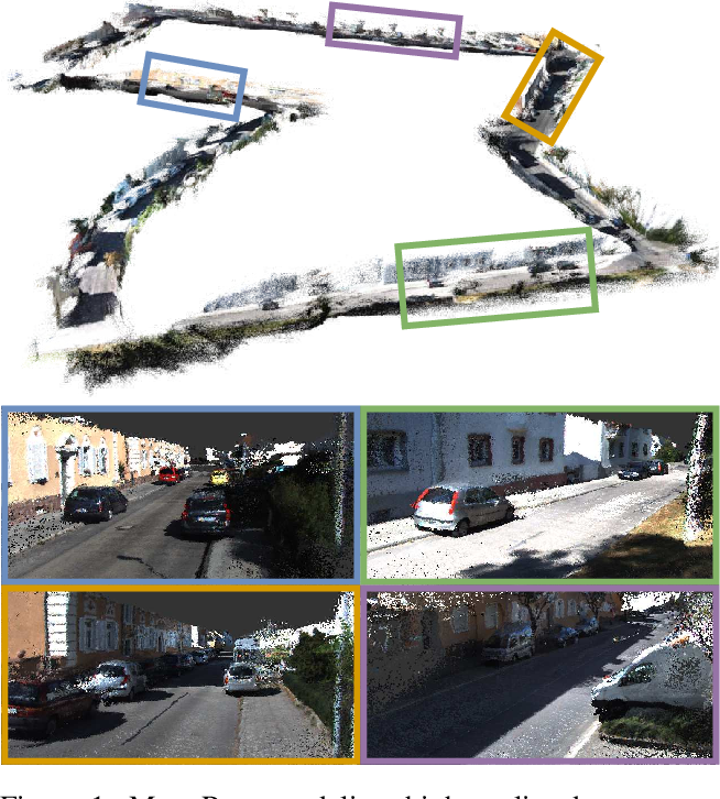 Figure 1 for MonoRec: Semi-Supervised Dense Reconstruction in Dynamic Environments from a Single Moving Camera