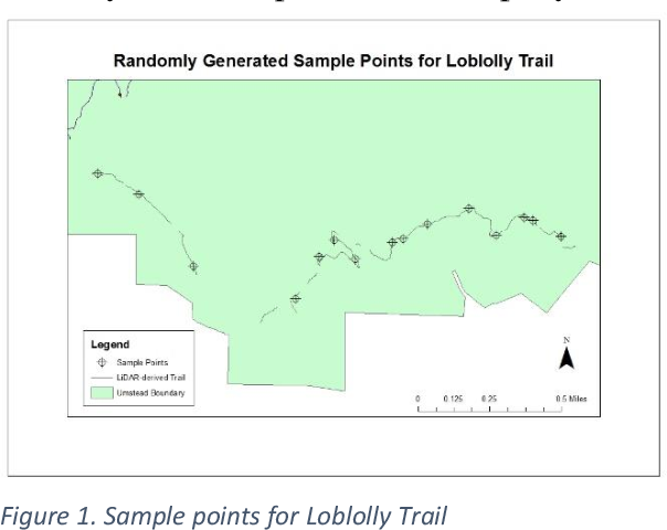 PDF] Comparison of methods for mapping forested trails using ... on crabtree bike trail map, wilson trail map, keller trail map, walker trail map, gardner trail map, black creek mississippi trail map, caldwell trail map, underdown trail map, woods trail map, burke trail map, morrison trail map, cherry trail map, crowder's mountain trail map, nelson trail map, hunt trail map, hunter trail map, horton trail map, butler trail map,
