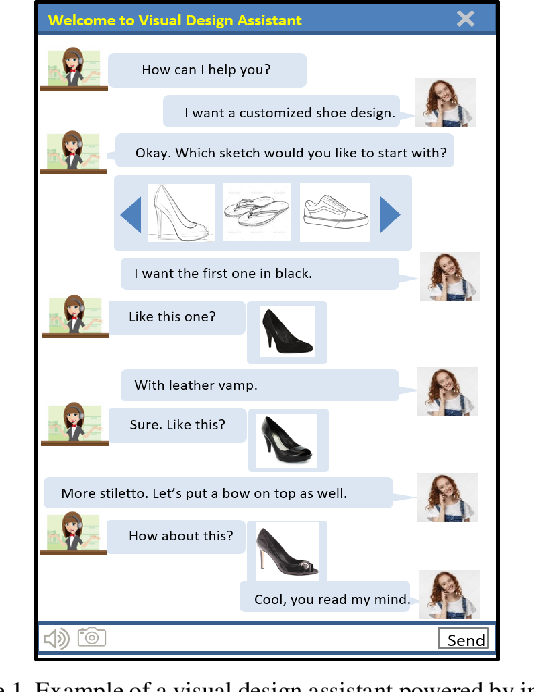 Figure 1 for Sequential Attention GAN for Interactive Image Editing via Dialogue