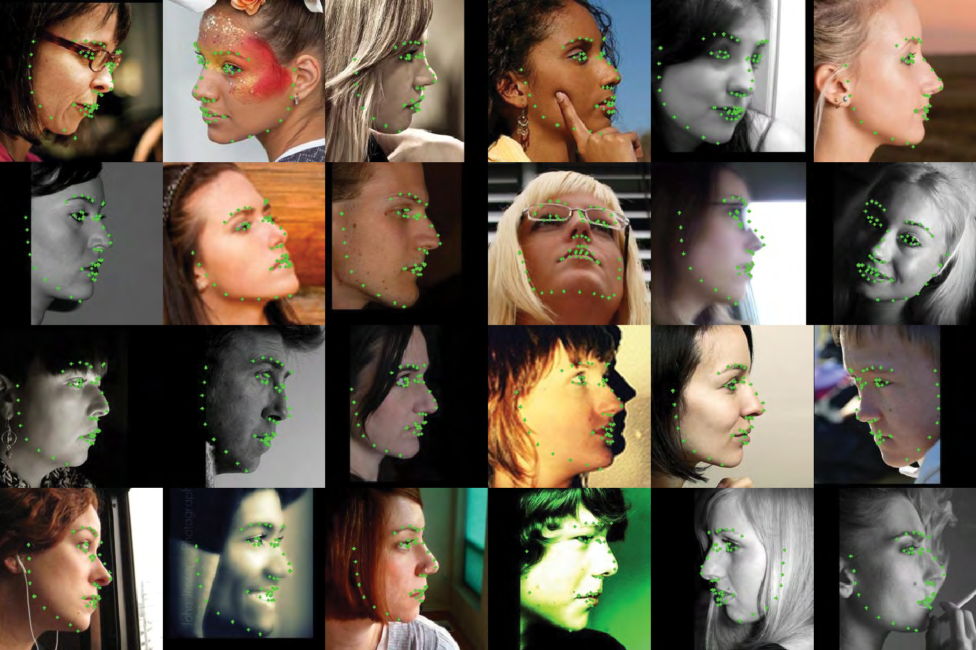 Figure 4 for Deep Face Feature for Face Alignment