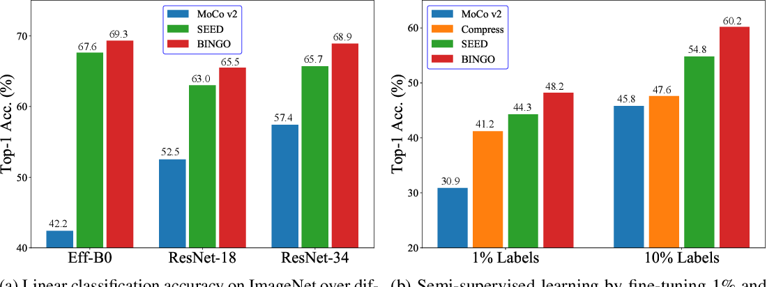 Figure 1 for Bag of Instances Aggregation Boosts Self-supervised Learning