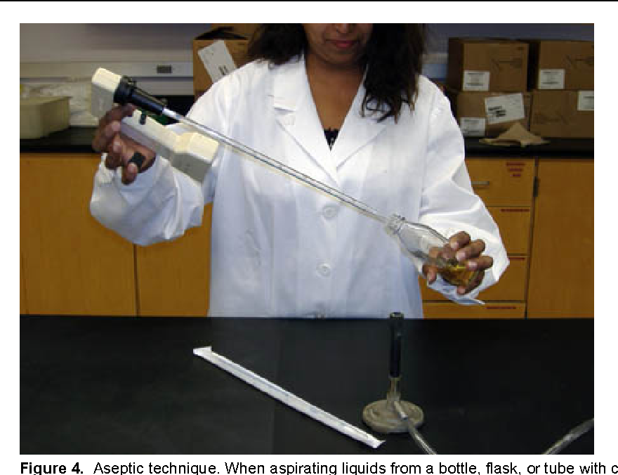 aseptic technique lab