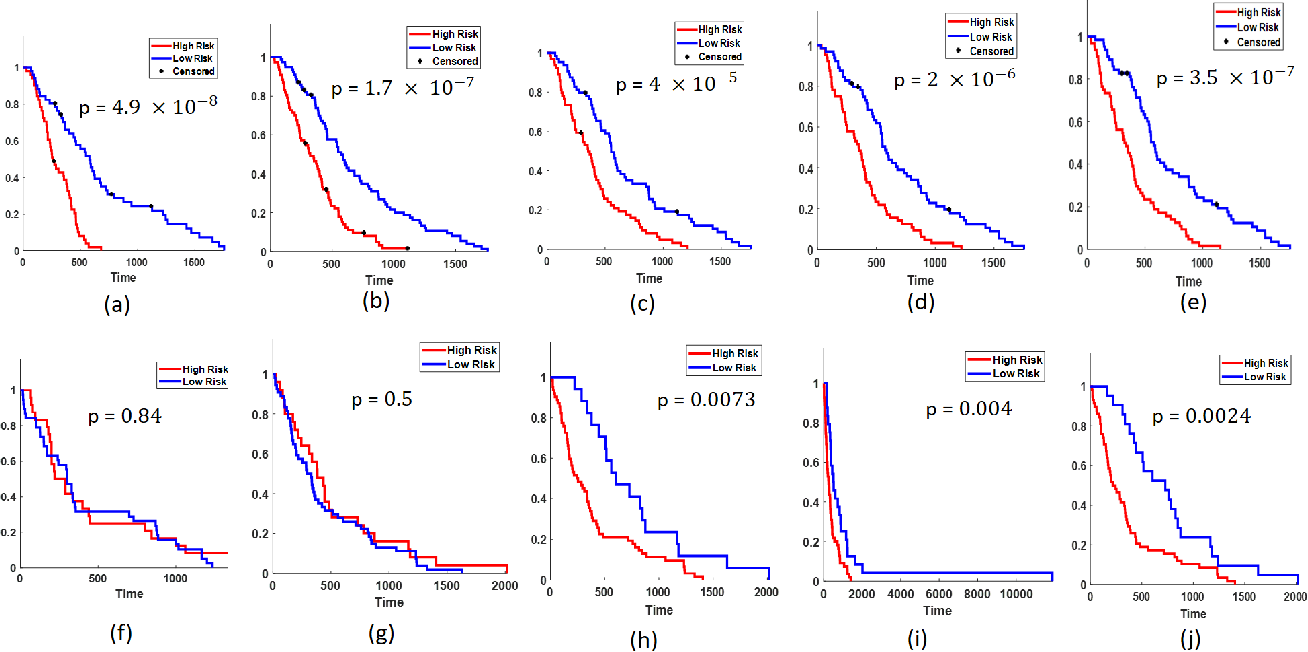 Figure 2 for Radiomic Deformation and Textural Heterogeneity (R-DepTH) Descriptor to characterize Tumor Field Effect: Application to Survival Prediction in Glioblastoma